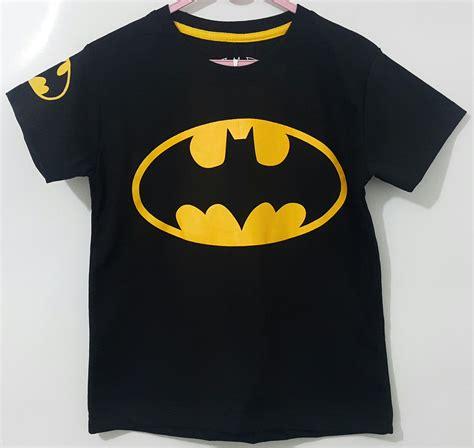 Harga Kaos Merk Logo kaos batman logo kuning 1 6 marvel grosir eceran baju