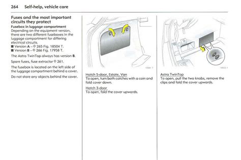 fuse box vauxhall combo wiring diagrams