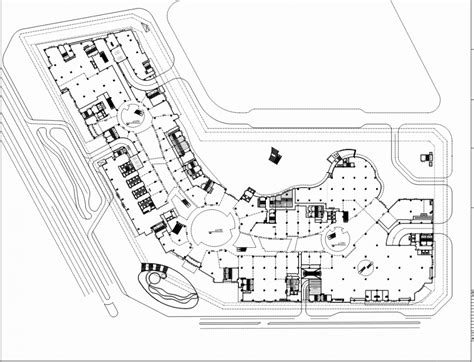 shopping mall floor plan pdf mix c callison chengdu architects and mall