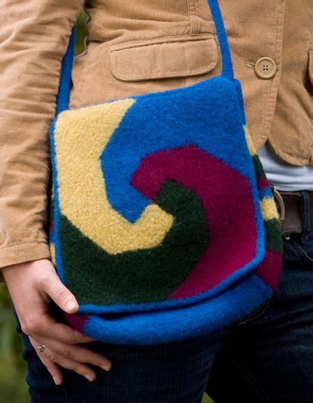 crochet windmill bag pattern pinwheel purse knitting patterns and crochet patterns