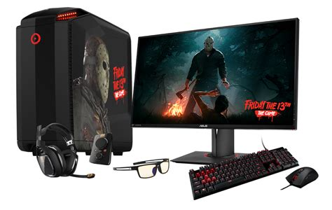 Origin Pc Giveaway - custom origin pc millennium giveaway powered by friday the 13th the game and origin