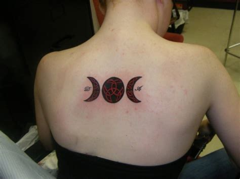 celtic moon tattoo 25 celtic tattoos for creativefan