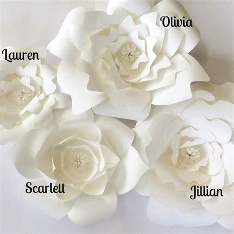 diy paper flower template paper flower templates diy paperflora