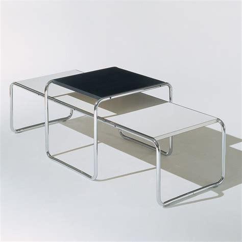marcel breuer laccio coffee table 1925 marcel breuer