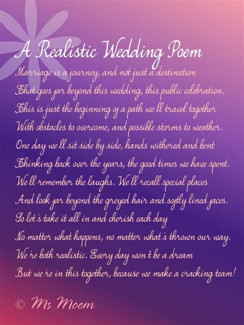 Wedding Advice Poem by Wedding Advice Poem Wedding Ideas 2018