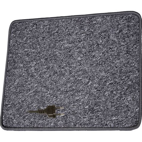 tappeto riscaldante tappeto riscaldante procar by paroli l x l 60 cm x 40 cm