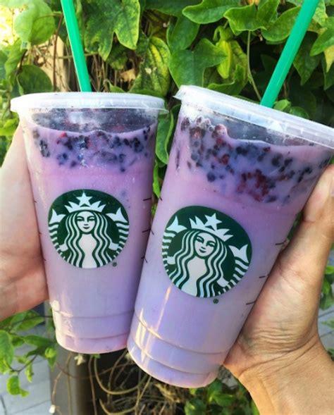 colorful starbucks drinks unlocking the starbucks secret menu with colorful drinks