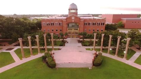Houston Baptist Mba Tuition by Aerial Of Hbu Cus
