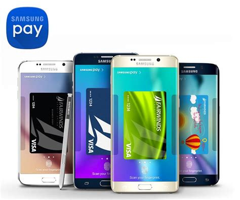 wind mobile pay samsung pay fairwinds credit union