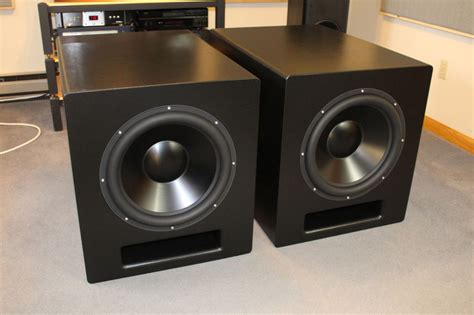 home theater subwoofer box design homemade ftempo