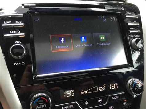 nissan connect apps new apps just showed up in nissan connect nissan murano
