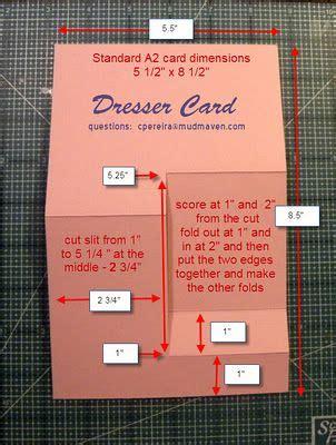 Side Step Dresser Card Template by Dresser Card Finally Dresser Card Templates And Side