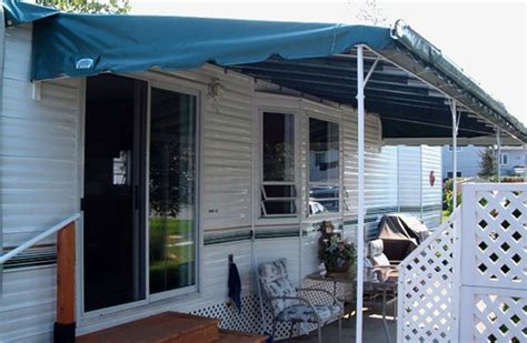 Rv Awnings Canada Vinyl Patio Canopy System Patio Cover Kits In Canada