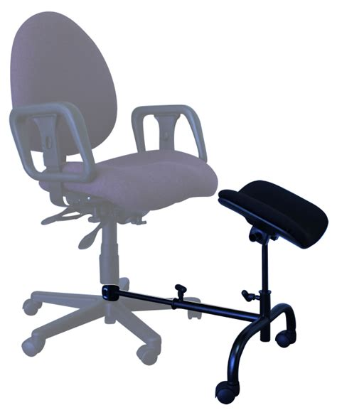 ergonomic office chair with leg rest ergoup leg support attaches to your office chair