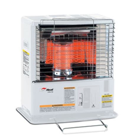 ecohouzng 5200 btu fan tower electric space heater shop radiant heaters at lowes com