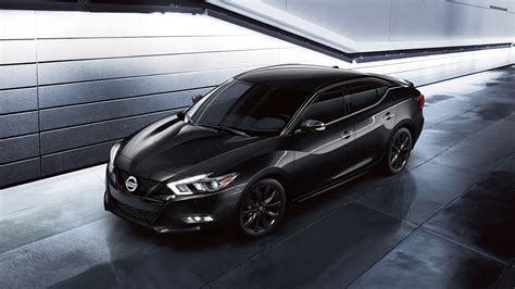 nissan maxima midnight edition black 2018 nissan maxima overview the wheel