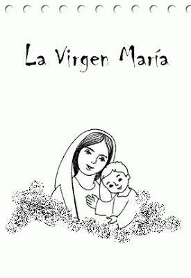 imagenes sencillas de la virgen maria im 225 genes de la virgen mar 237 a para nuestros ni 241 os para