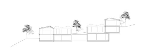 4 courtyard houses by think architecture gallery of 4 courtyard houses think architecture 14