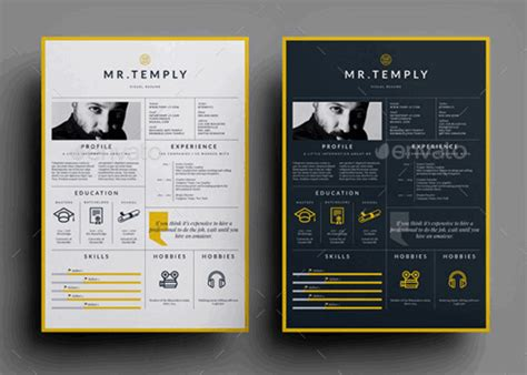 visual resume maker 89 best yet free resume templates for word