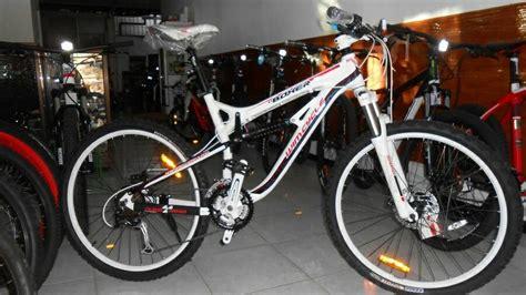 Spare Part Sepeda Wimcycle sepeda gunung wimcycle boxer 4 1 27 speed shimano alivio