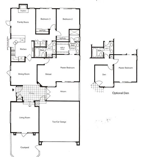 summit homes floor plans valencia summit san marino tract homes and real estate