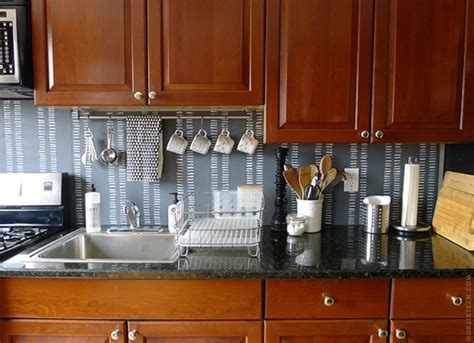 inexpensive backsplash for kitchen 12 cheap backsplash ideas bob vila
