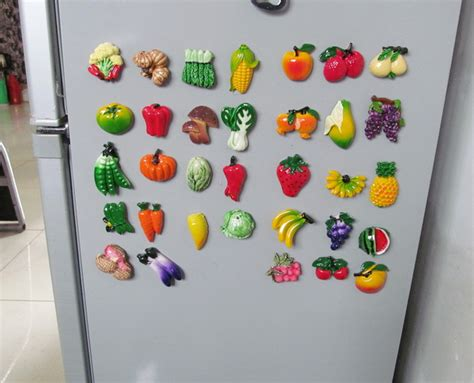 Sticker Kulkas 1 Pintu 2 Pintu 12 interspersion lovely fruit decoration refrigerator