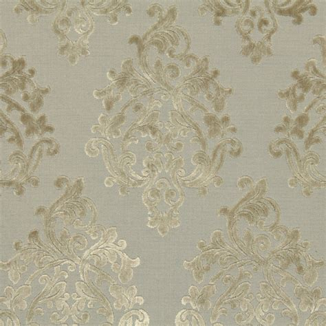 Damask Fabric For Upholstery by Silver Grey Damask Velvet Fabric For Furniture Upholstery