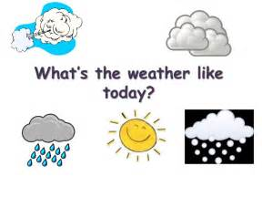 What Is The Weather Like In What S The Weather Like