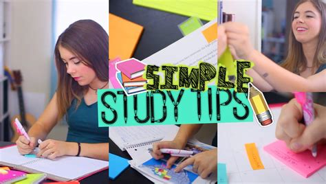 back to school study tips diy study snacks back to school study tips easy ways to get better grades