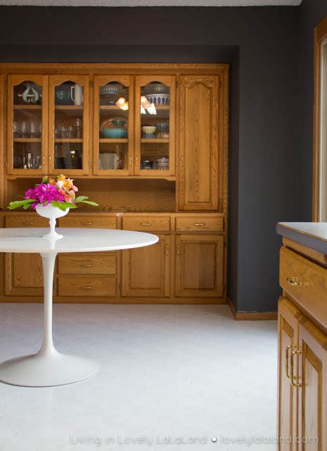 how to update oak kitchen cabinets how to update a kitchen without painting your oak cabinets