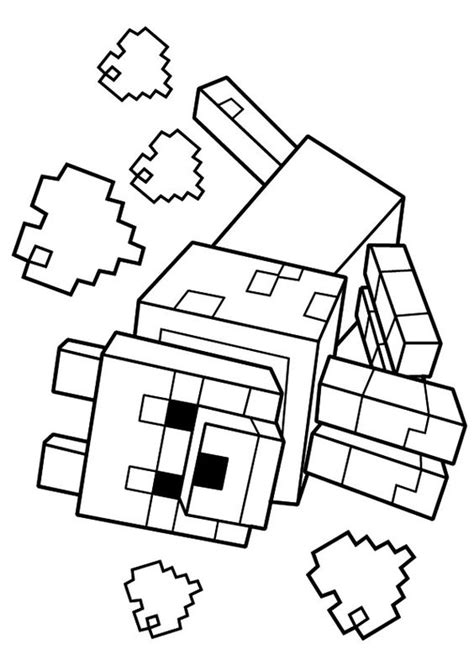 halloween coloring pages minecraft pinterest the world s catalog of ideas