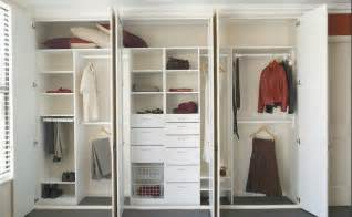 Laundry Cabinet Flat Pack Clear Your Wardrobe And Consider These Clever Built In