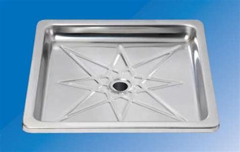 bac de carr 233 60x60 inox r 233 f salle de bain