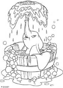 Nemo Baby Bathtub Disney Dumbo Quot Elephant Quot Cartoon Characters Free Coloring