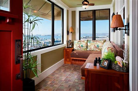 decorate  sunroom  small space   budget