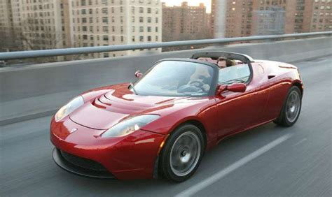 tesla motors no tesla motors faz upgrade no roadster jornal do carro