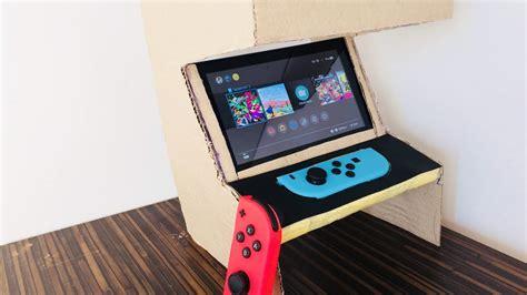Nintendo Arcade Cabinet Blueprints Digitalstudiosweb Com Nintendo Switch Arcade Cabinet Template