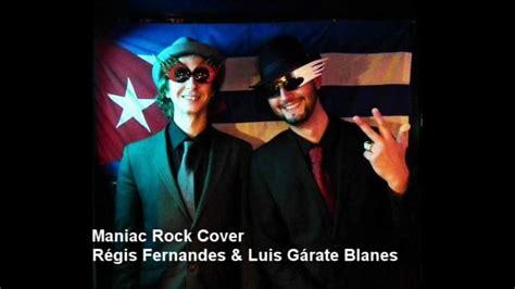 maniac song from flashdance flashdance maniac rock cover youtube
