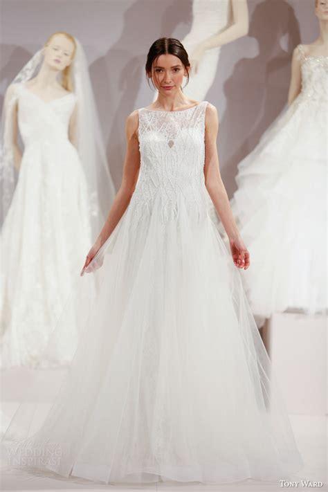 Tony ward bridal spring 2016 wedding dresses wedding inspirasi