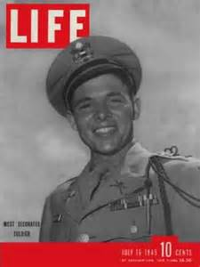 Audie L Murphy Audie Murphy Person Pictures And Information Fold3