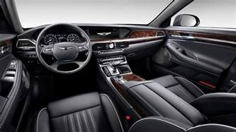 Genesis Auto Upholstery genesis the birth of a new luxury car brand