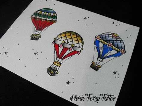 london ink tattoo designs air balloon school designs by terry