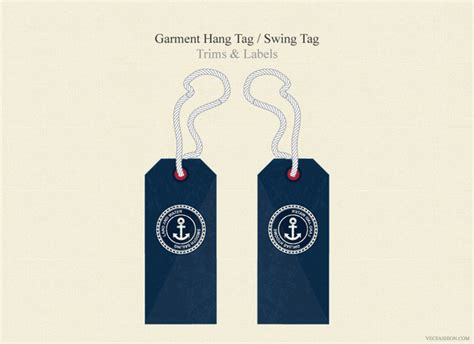 swing tag template garment hang tag swing tag illustrations on creative