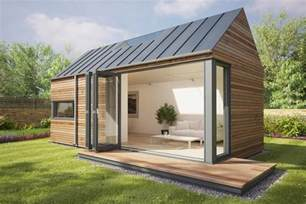 Small House Eco Designs Modern Eco Pod Tiny House By Pod Space