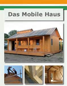 mobiles haus das mobile haus zimmerei wager