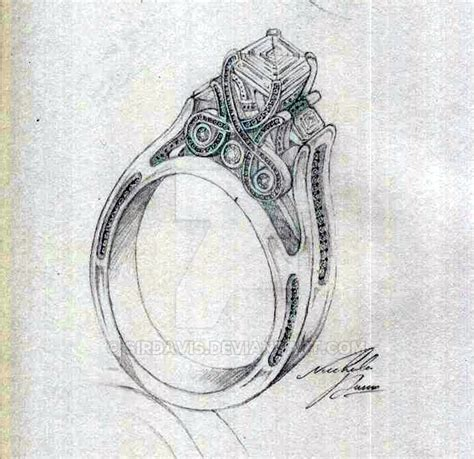 sketchbook ring ring sketch by sirdavis on deviantart