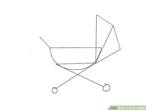 how to draw a boat using figure 8 4 ways to draw a baby wikihow