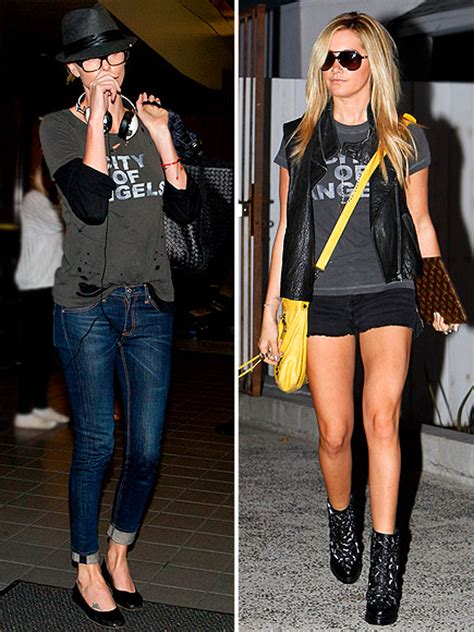 Fashion Tisdale Vs Nicky by Fashion War Charlize Theron Vs Tisdale Točnoto