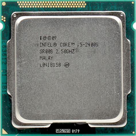 Intel I5 2400 intel i5 2400s techpowerup cpu database